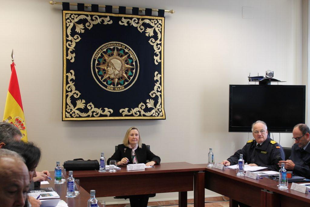 Vigésima tercera reunión de Patronato del CUD-ENM